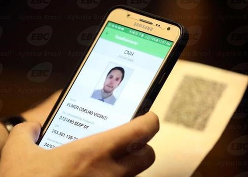 Carteira de motorista digital vai ser implantada até fevereiro de 2018