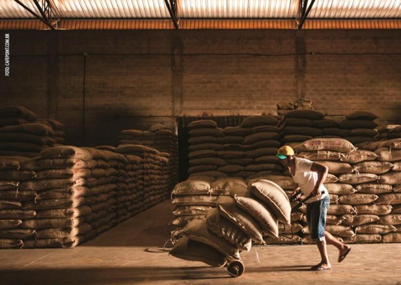 Brasil exporta 35,15 milhões de sacas de café em 2018