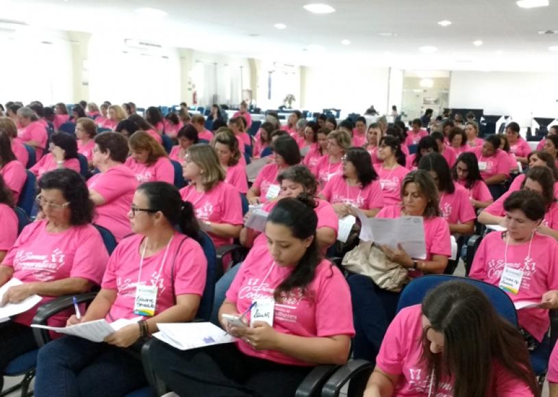 Credicocapec e Cocapec promovem o 12° Encontro de Mulheres Cooperativistas