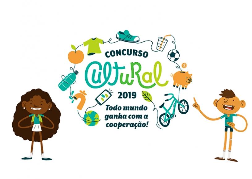 Concurso Cultural Instituto Sicoob: Edição de 2019