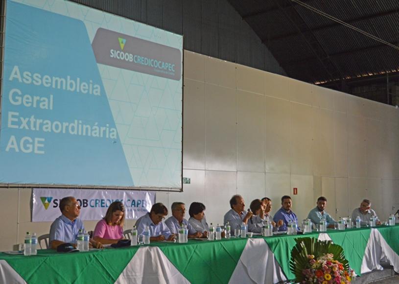 Credicocapec realiza Assembleia Geral Extraordinária
