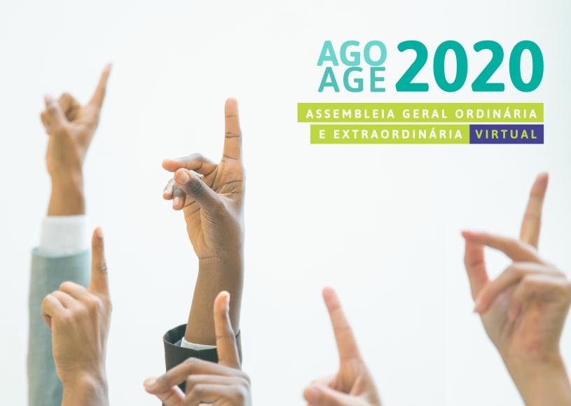 Assembleias Gerais de 2020 serão 100% Digitais