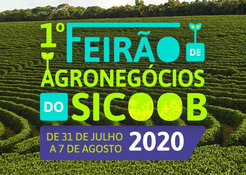 Sicoob realiza primeiro Feirão de Agronegócios virtual com ótimas oportunidades