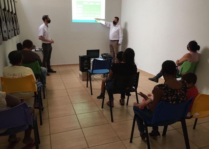 Credicocapec leva Educação Financeira à Claraval- MG