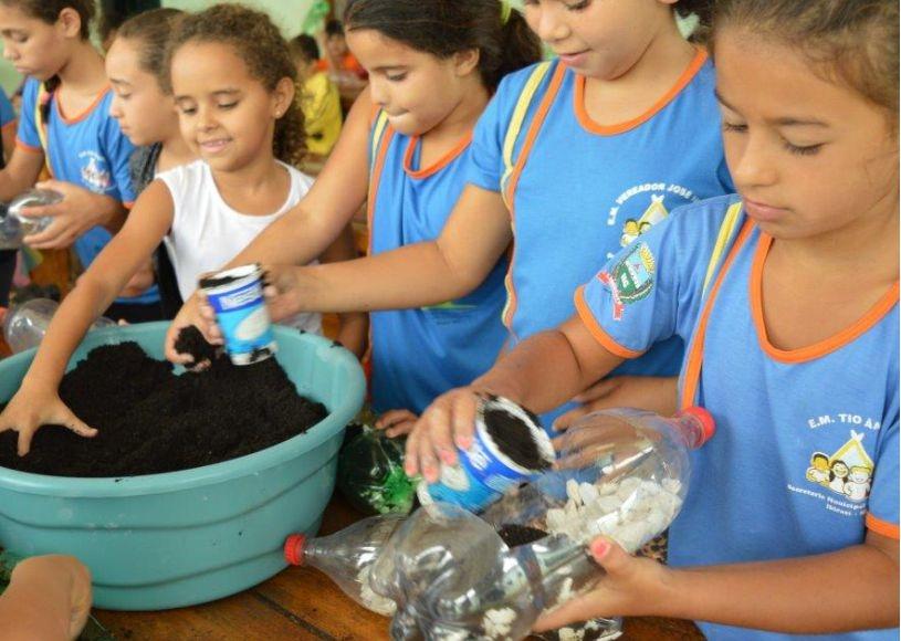 Cooperativismo nas Escolas Rurais